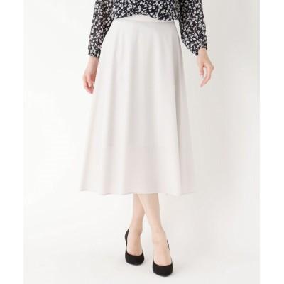 WORLD ONLINE STORE SELECT / フレアミモレスカート WOMEN スカート > スカート