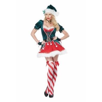 サンタコスプレ衣裳 V052 クリスマス 舞台用 演出服 サンタクロス 二次会 年始年末 踊り子 クリスマスパーティへ!!