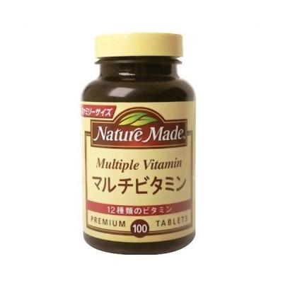 ネイチャーメイド マルチビタミン ファミリーサイズ 健康サプリメント