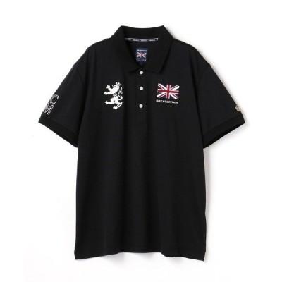 ポロシャツ <大きいサイズ>Admiral(アドミラル)別注ベーシックポロシャツ