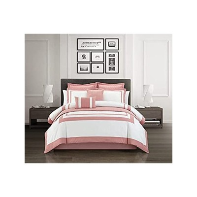 Chic Home Hortense 6 Piece Comforter and Quilt Set Hotel Collection Design