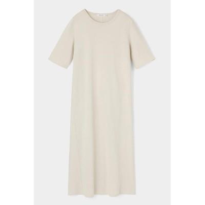 (moussy/マウジー)BACK SLIT LAYERED ドレス/レディース O/WHT1