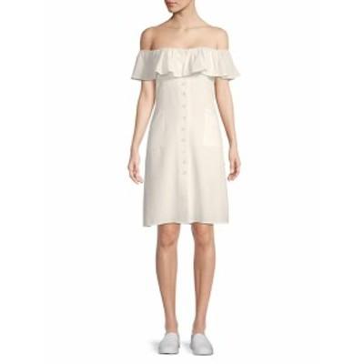 ルッカクチュール レディース ワンピース Josephine Off-The-Shoulder Dress