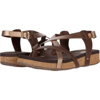 ボラティル VOLATILE レディース サンダル・ミュール シューズ・靴 Kimmon Bronze