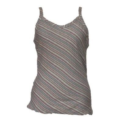 Tシャツ アジアン衣料 ネパール・コットン・キャミソール9 クリックポスト選択 送料200円