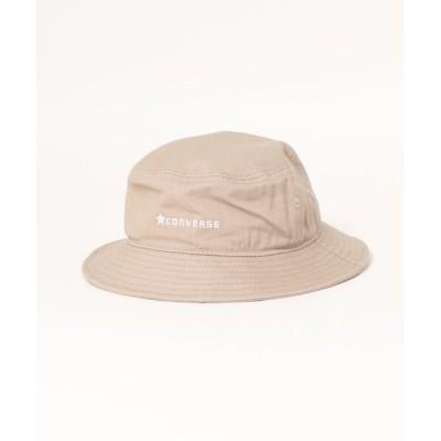 OVERRIDE / 【CONVERSE】CNSK  C.TWILL BUCKET KIDS 帽子 > ハット
