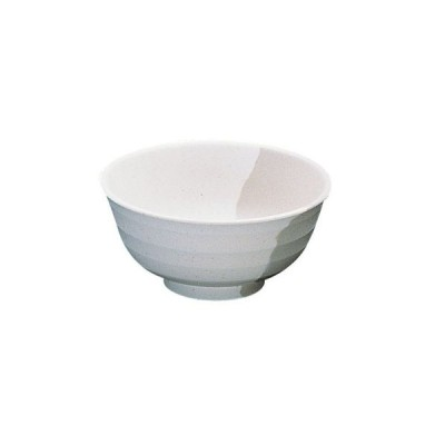 メラミン「グレイ・ストーン」うどん鉢 IL-757(7-2311-0801)