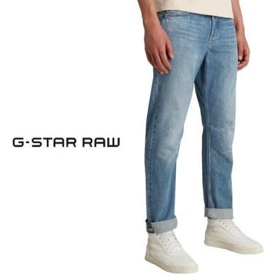 ジースター ロウ G-STAR RAW ジーンズ デニム パンツ メンズ エースタッグ テーパード A-STAQ TAPERED JEANS D20005-B988