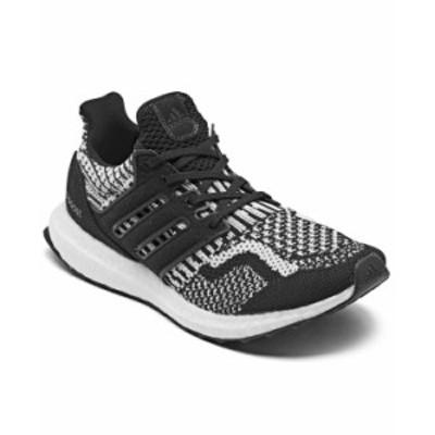 アディダス レディース スニーカー シューズ Women's UltraBOOST 5.0 DNA Primeblue Running Sneakers from Finish Line Black White