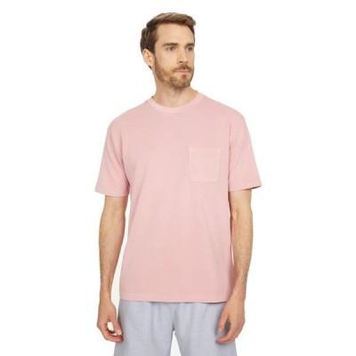 メンズ シャツ トップス Organic Cotton Garment-Dyed Pique Crew Neck T-Shirt