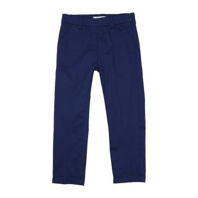 GAIALUNA パンツ ダークブルー 4 コットン 97% / 指定外繊維(その他伸縮性繊維) 3% パンツ