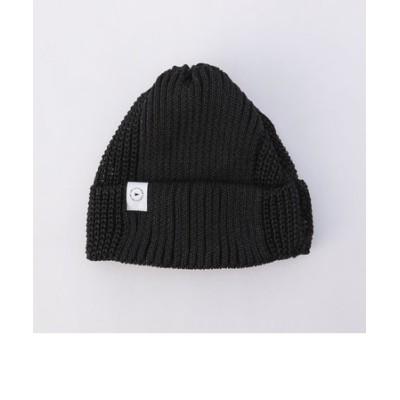 【halo Commodity/ハロ コモディティー】ドライサマースリットニット帽(h211-103)