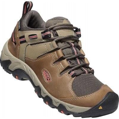 キーン Keen レディース ハイキング・登山 シューズ・靴 Siskiyou II Waterproof Shoe Timberwolf/Coral