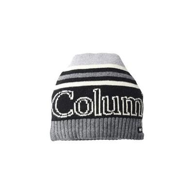 コロンビア Polar Powder Heavyweight Beanie メンズ 帽子 Black/City Grey
