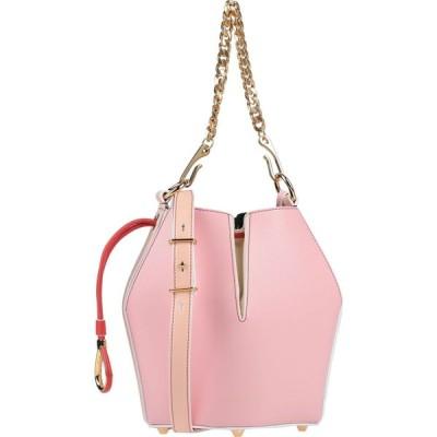 アレキサンダー マックイーン ALEXANDER MCQUEEN レディース ショルダーバッグ バッグ cross-body bags Pink
