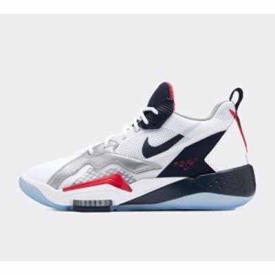 ナイキ ジョーダン Jordan メンズ スニーカー シューズ・靴 zoom 92 trainer White/Obsidian