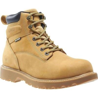 ウルヴァリン Wolverine メンズ ブーツ シューズ・靴 Floorhand Steel-Toe Boot Wheat
