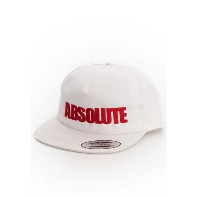 インペリコン Impericon ユニセックス キャップ 帽子 - Absolute White - Cap white