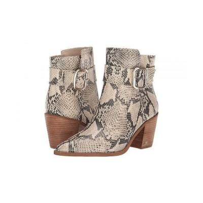 Sam Edelman サムエデルマン レディース 女性用 シューズ 靴 ブーツ アンクルブーツ ショート Leonia - Beach Multi Pacific Snake Leather