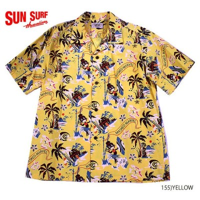 """SUN SURF by MASKED MARVELCOTTON S/S""""THE FRONTIER ISLAND""""Style No.SS38475"""