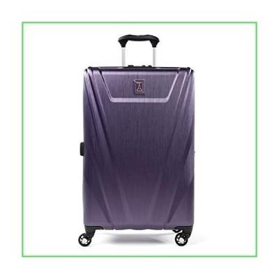 【全国送料無料】Travelpro Maxlite 5-ハードサイド スピナー ホイール 荷物, インペリアルパープル, Checked-Med