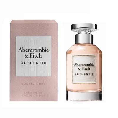 アバクロンビー&フィッチ Abercrombie & Fitch オーセンティック ウーマン オードパルファム EDP 100ml 女性用香水 正規品