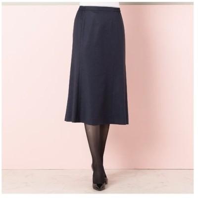 Fitme Moi / フィットミーモア 【大きいサイズ/LL-4L】オザワルツ・6枚ハギセミフレアスカート