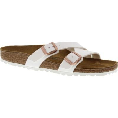 ビルケンシュトック Birkenstock レディース サンダル・ミュール シューズ・靴 Yao Sandals White