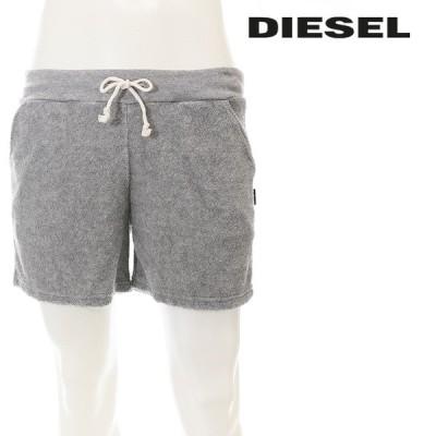ディーゼル DIESEL ショートパンツ メンズ 日本製 ウエストゴム タオル地 ルームウェア ラウンジウェア UMLB-TWPAN