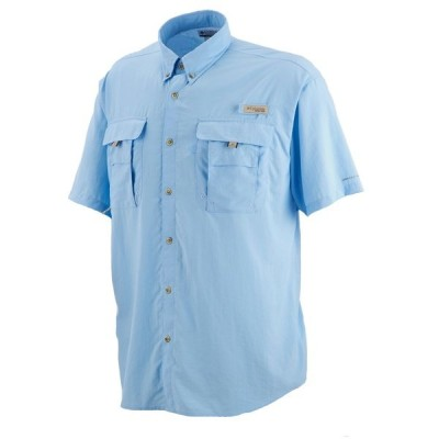 コロンビア シャツ トップス メンズ Columbia Sportswear Men's Bahama II Shirt Sail