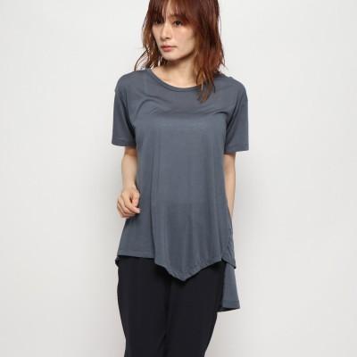 スリア suria レディース フィットネス 半袖Tシャツ ロアティー T518B72W4