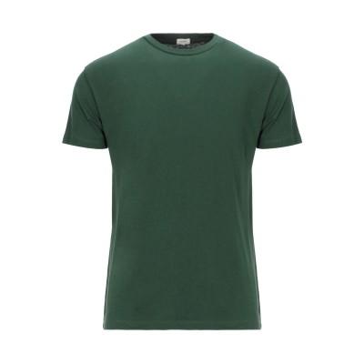 SCOUT T シャツ グリーン S コットン 100% T シャツ