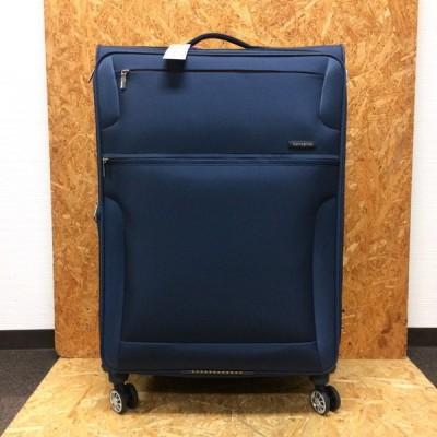 【中古】サムソナイト クロスライト スピナー76 スーツケース キャリーケース 106L ネイビー 86824 4436 [jggZ]
