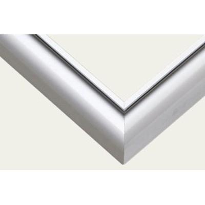 ジグソーパズル用 アルミ製 フラッシュパネル シルバー 75×50cm FP103S 【ラッピング不可商品】