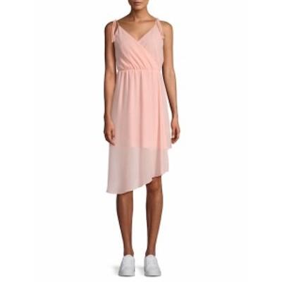 オートヒッピー レディース ワンピース Asymmetric Wrap Dress