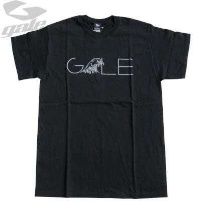 GALE ゲール ウルトラコットンTee(GL-563)BLK 2021モデル