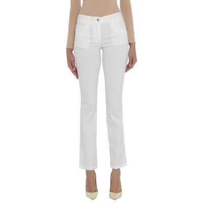 コルマー COLMAR パンツ ホワイト 38 ナイロン 94% / ポリウレタン 6% パンツ