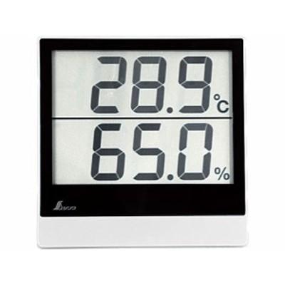 デジタル温湿度計 Smart A 73115 シンワ測定 019897001