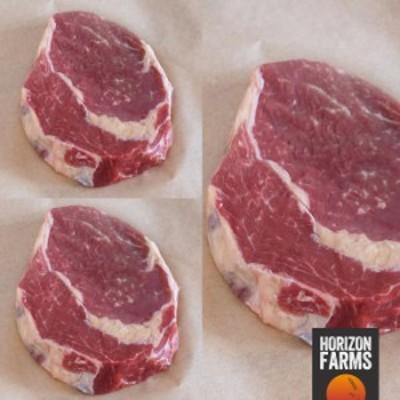 ニュージーランド産 100% グラスフェッドビーフ 牛肉 リブロース ステーキ  900g 牧草牛 無農薬 ホルモン剤不使用 抗生物質不使用