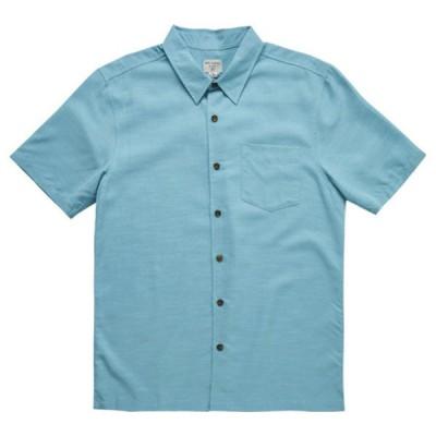 オニール シャツ トップス メンズ Shadowvale Button Down Shirt (Men's) Aqua