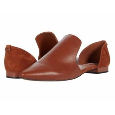 Calvin Klein カルバンクライン レディース 女性用 シューズ 靴 フラット Edona Cuoio【送料無料】