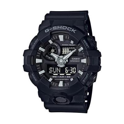 [カシオ] 腕時計 ジーショック G-SHOCK GA-700-1BJF ブラック