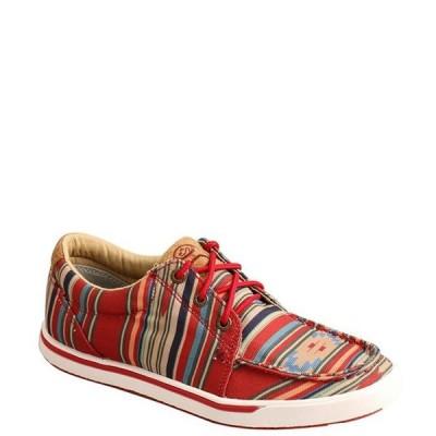 ツイステッドエックス レディース スニーカー シューズ Women's Printed Hooey Loper Sneakers