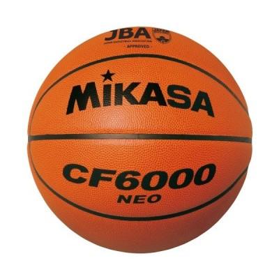◆◆ <ミカサ> MIKASA バスケットボール CF6000NEO (茶)