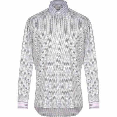 エトロ ETRO メンズ シャツ トップス Patterned Shirt White