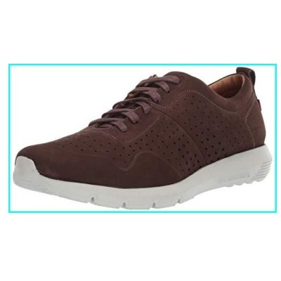 Marc Joseph New York Mens Genuine Leather Grand Central Sneaker, brown nubuck, 9.5 D(M) US