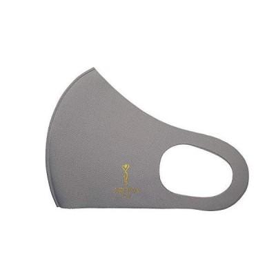 ミオナ アイスシルクマスク 5枚セット ふつうサイズ(男女兼用) グレー