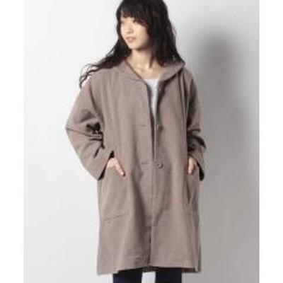 SM2(サマンサモスモス)【SM2】セーラー衿コート