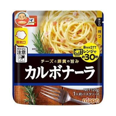 日本製粉 オーマイ レンジでカルボナーラ 120g×12袋入
