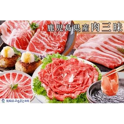DD-38 鹿児島県産肉三昧